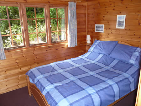 Lake District Log Cabin 9