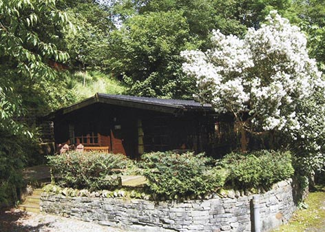 Lake District Log Cabin 1